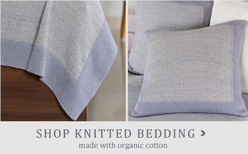 Shop Knitted Bedding