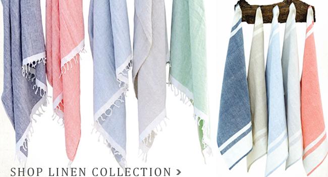 Shop Linen Collection